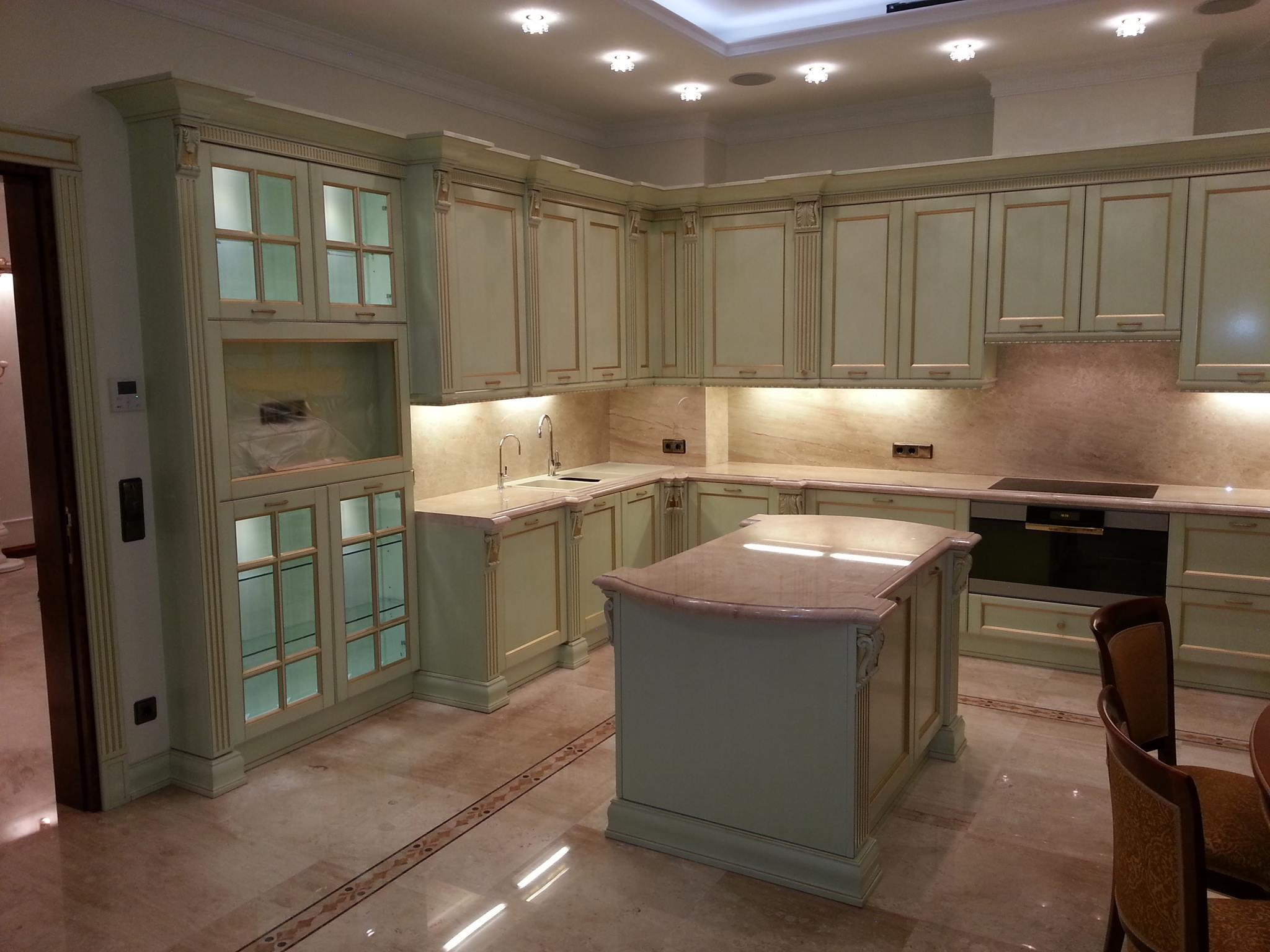luksuslik köök