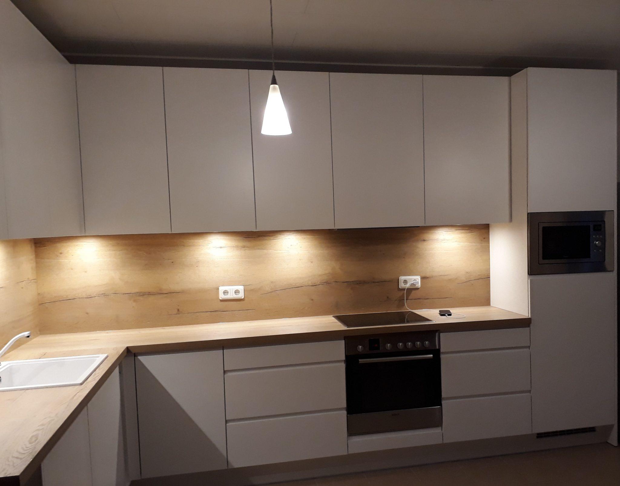 L-kujuline köök