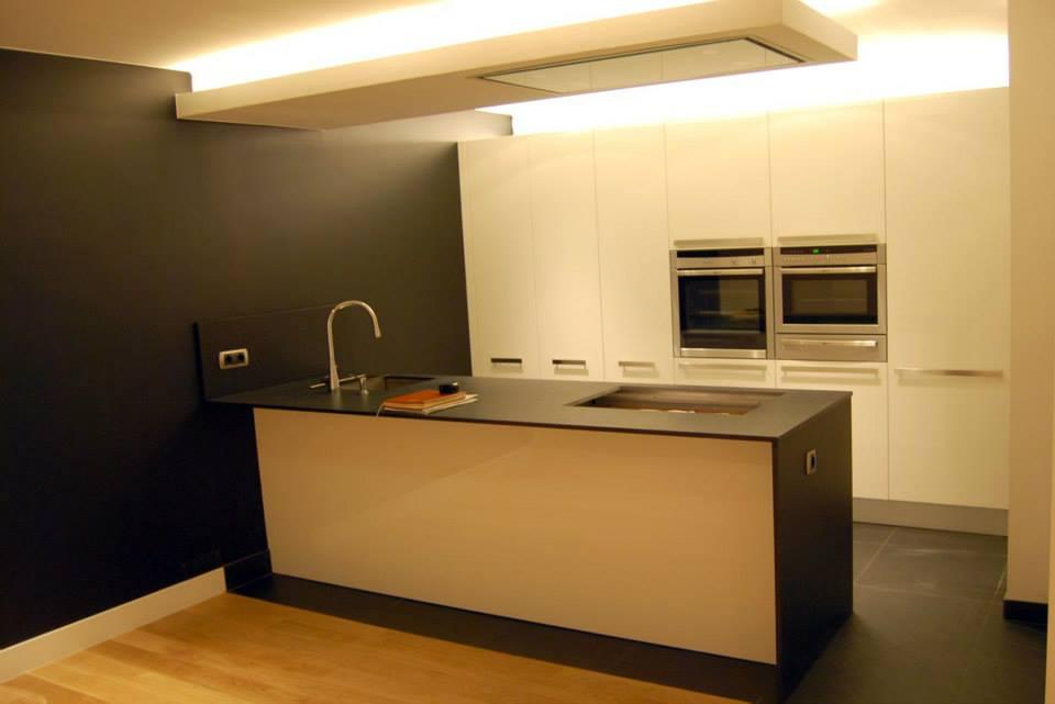 luksuslik köögimööbel eramajja