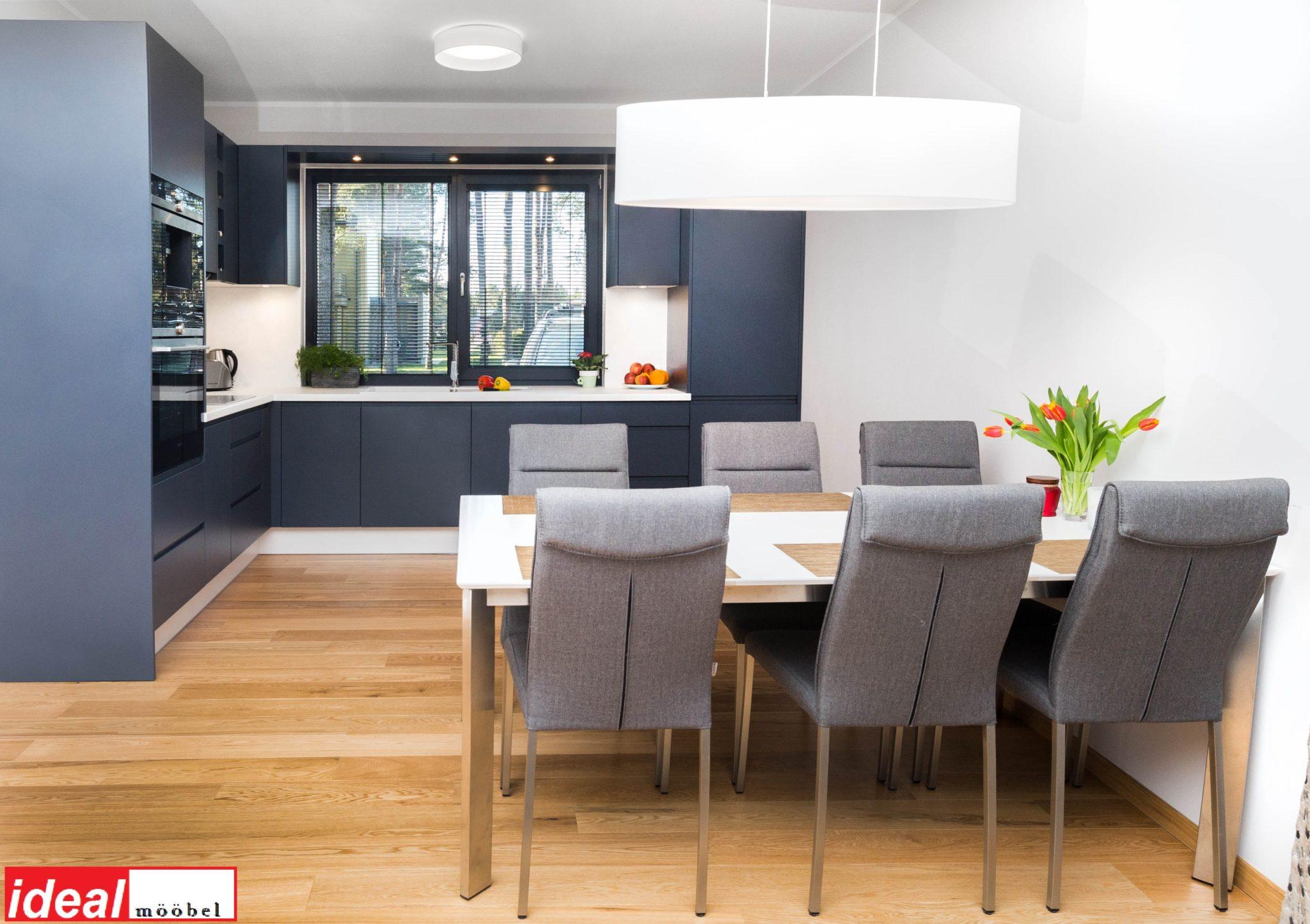 Köögimööbli uusimad disainid ja trendid